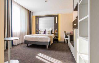 Hotel Le Saint Paul Chambre Deluxe Vue 1