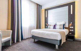 Hotel Le Saint Paul Chambre Deluxe Vue 2
