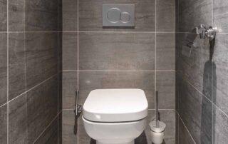 Hotel Le Saint Paul Chambre Deluxe toilettes