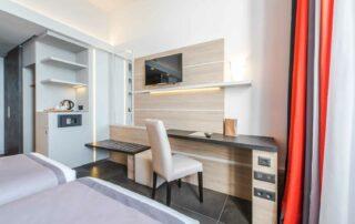 Hotel Le Saint Paul Chambre Double Vue Mer